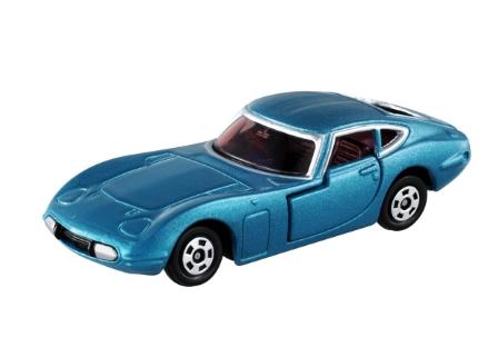 トミカ トミカ50周年記念コレクション05 トヨタ2000GT
