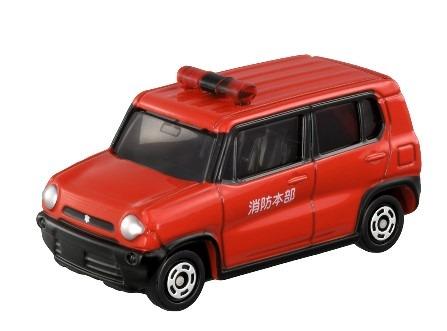 トミカ No.106 スズキ ハスラー 消防指令車