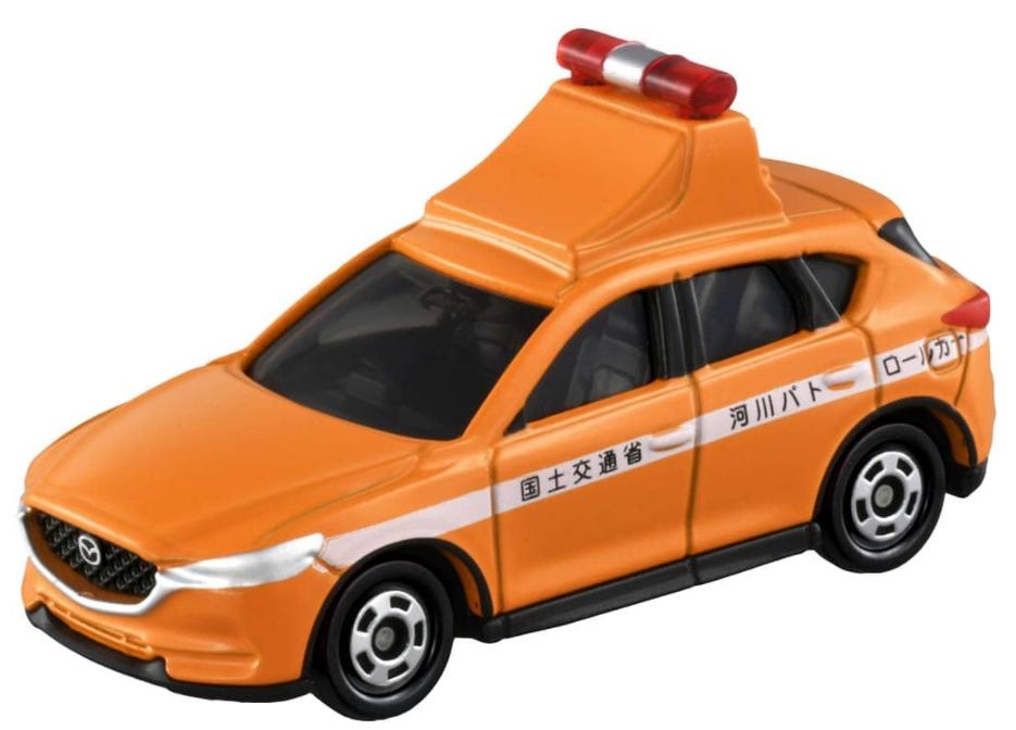トミカ No.52 マツダ CX-5 河川パトロールカー
