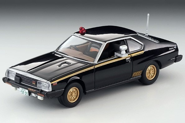 TOMICA LIMITED VINTAGE NEO 1/64 西部警察 Vol.23 マシンX