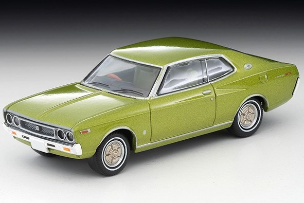 TOMICA LIMITED VINTAGE NEO 1/64 荻窪魂Vol.8 日産ローレル ハードトップ 2000SGX(緑)