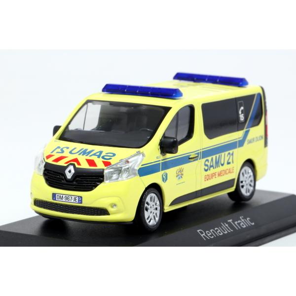【NOREV】 1/43 Renault Trafic 2014 SAMU