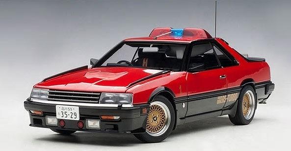 オートアート 1/18 西部警察 マシンRS-1 放送開始40周年記念モデル 日本限定発売モデル