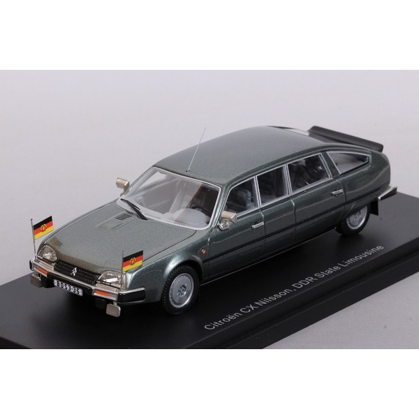 【BOS】 1/43 シトロエン CX Nilsson DDR(東ドイツ) State Limousine