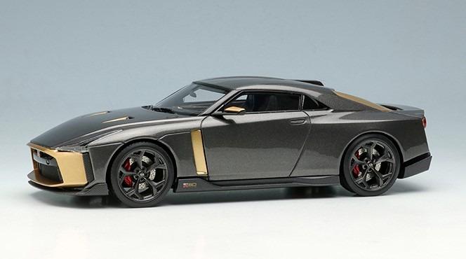 EIDOLON 1/43 日産 GT-R50 By Italdesign グッドウッド・フェスティバル・オブ・スピード 2018