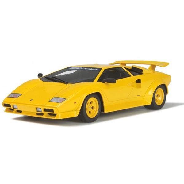 【GTスピリット】 1/18 ケーニッヒ スペシャル カウンタック ターボ(イエロー)  アジア限定モデル ※限定500台(日本国内250台)