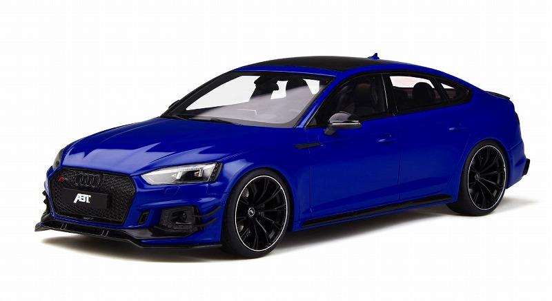 [GT SPIRIT] 1/18 アプト RS5 スポーツバック (ブルー)