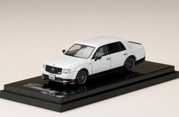 HobbyJapan 1/64 トヨタ センチュリー GRMN ホワイトパール