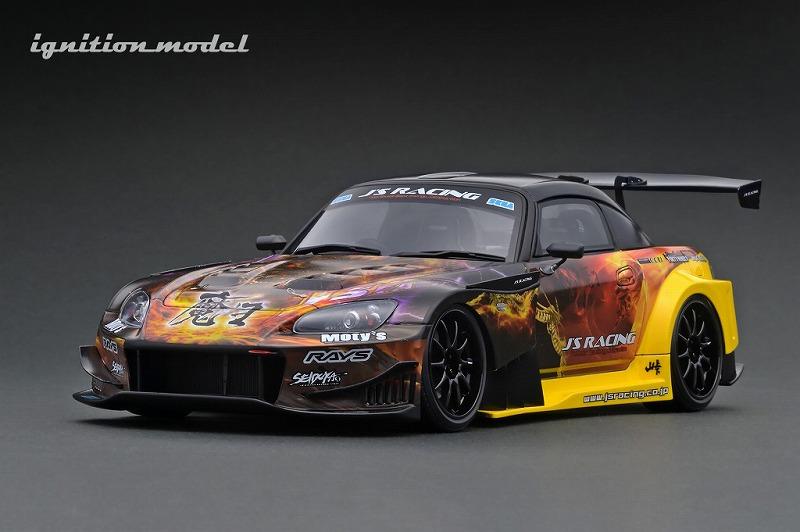 <予約> Ignition model 1/18 J'S RACING S2000 (AP1) 魔王