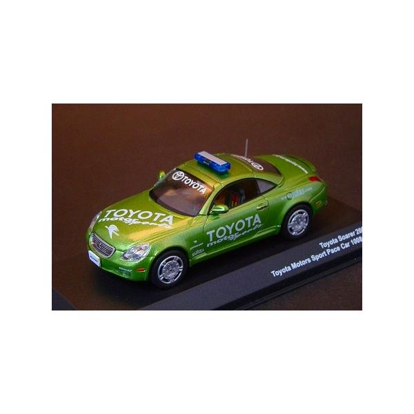 1/43 トヨタ ソアラ 2004 トヨタモータースポーツペースカー