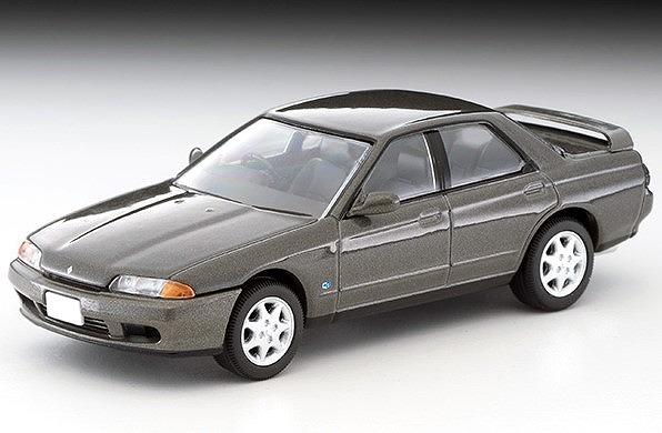 TOMICA LIMITED VINTAGE NEO 1/64 日産スカイライン GTS25 タイプX・G(グレー)