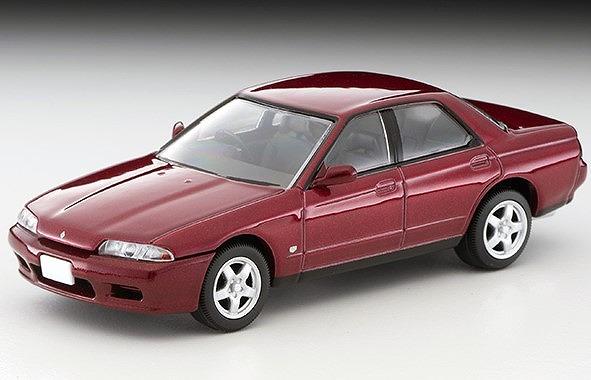 TOMICA LIMITED VINTAGE NEO 1/64 日産スカイライン GTS-t TypeM(赤)