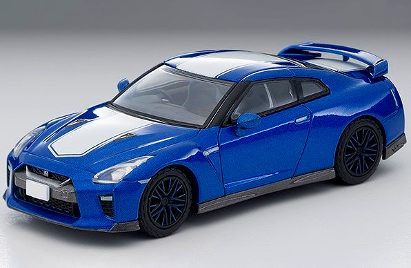 TOMICA LIMITED VINTAGE NEO 1/64 日産GT-R 50th ANNIVERSARY(青)