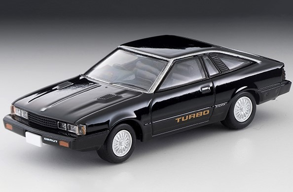 TOMICA LIMITED VINTAGE NEO 1/64 日産シルビアハッチバック ターボZSE 81年式(黒)