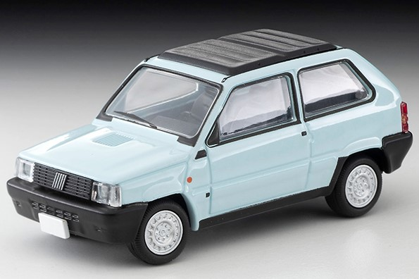 TOMICA LIMITED VINTAGE NEO 1/64 フィアット パンダ 1000CL(水色)