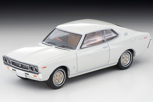 TOMICA LIMITED VINTAGE NEO 1/64 日産 ローレル ハードトップ 2000SGX(白)