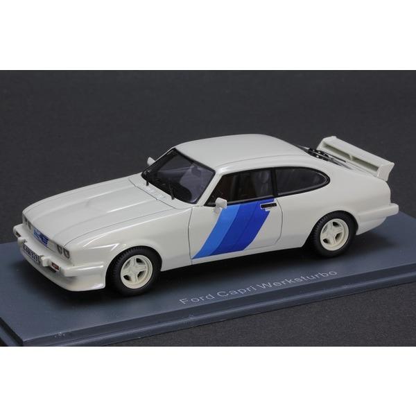 1/43 フォード カプリIII ターボ 1981 (ホワイト)