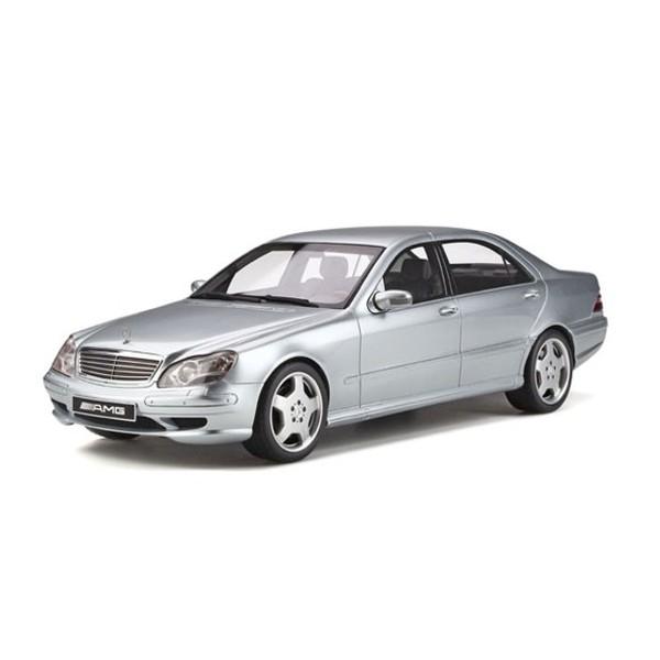 【OTTO】 1/18 メルセデスベンツ S55 AMG (W220) (シルバー)世界限定 2,000個