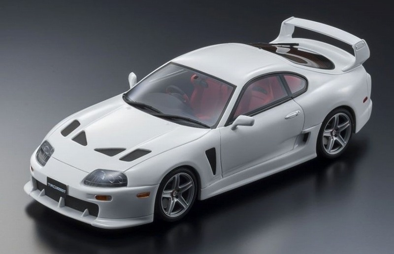 OTTO 1/18 TRD 3000GT (ホワイト) 世界限定 300個 OttO Mobile Kyosho Exclusive