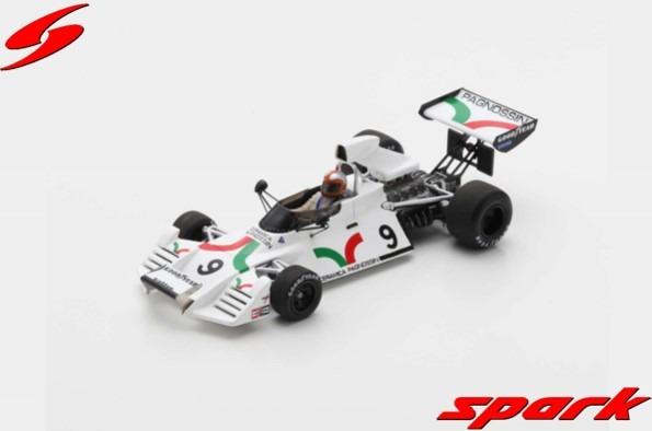 Spark 1/43 Brabham BT42 No.9 US GP 1973 John Watson