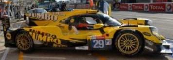 <予約 2021/1月発売予定> Spark 1/43 Oreca 07 - Gibson No.29 Racing Team Nederland - 24H Le Mans 2020