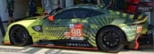 <予約 2021/2月発売予定> Spark 1/43 Aston Martin Vantage AMR No.98 Aston Martin Racing - 24H Le Mans 2020