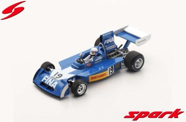 Spark 1/43 Surtees TS16 No.19 Brazilian GP 1974 Jochen Mass