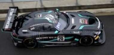 <予約 2021/3月発売予定> Spark 1/43 Mercedes-AMG GT3 No.20 SPS Automotive Performance 24H Spa 2020