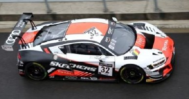 <予約 2021/5月発売予定> Spark 1/43 Audi R8 LMS GT3 No.32 Belgian Audi Club Team WRT 24H Spa 2020