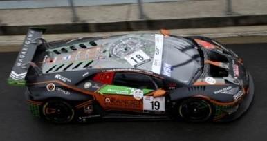 <予約 2021/5月発売予定> Spark 1/43 Lamborghini Hurac?n GT3 Evo No.19 Orange 1 FFF Racing Team 24H Spa 2020