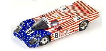 Spark 1/64 Porsche 956 No,8 3rd 24h LeMans 1986