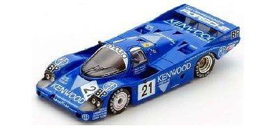 Spark 1/64 Porsche 956 No,21 3rd 24h LeMans 1983