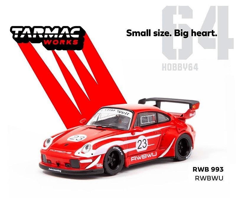TARMAC 1/64 RWB 993 RWB WU