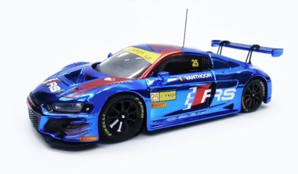 TARMAC 1/64 Audi R8 LMS 2019 Macau GT Cup -FIA GT World Cup 2019