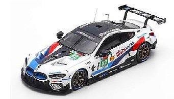 TSM 1/43 BMW M8 GTE No.82 BMW Team MTEK 24H Le Mans 2019  A. Farfus - A. Felix da Costa - J. Krohn