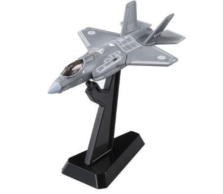 [トミカプレミアム] 28 航空自衛隊 F-35A 戦闘機