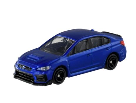 トミカ スバル WRX S4 STI Sport #