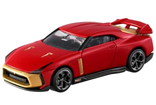 トミカプレミアム日産 GT-R50 by イタルデザイン (トミカプレミアム発売記念仕様)