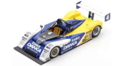 <予約 2021/12月発売予定> Spark 1/18 Riley & Scott MkIII-Oldsmobile No.4 Winner 24H Daytona 1996 J. Pace - S. Sharp - W. Taylor