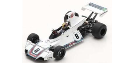 <予約 2021/12月発売予定> Spark 1/18 Brabham BT44B No.8 Winner Brazilian GP 1975 Carlos Pace