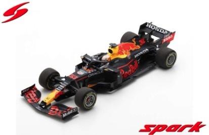 Spark 1/18 レッドブルレーシング ホンダ RB16B 2021 エミリアロマーニャGP #33 M.フェルスタッペン