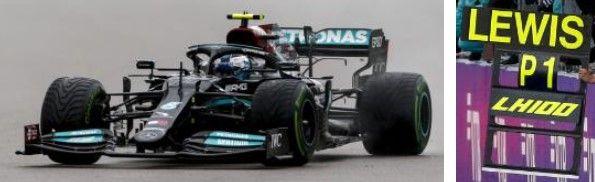 <予約 2022/1月発売予定> Spark 1/18 Mercedes-AMG Petronas No.44 F1 Winner Russian GP 2021 100th Victory  L.Hamilton