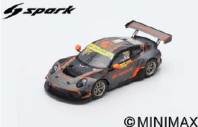 <予約> [Spark] 1/18 Porsche 911 GT3 R No.911 Absolute Racing  FIA GT World Cup Macau 2019 Alexandre Imperatori