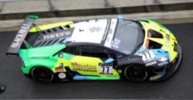 <予約 2021/4月発売予定> Spark 1/18 Lamborghini Hurac?n GT3 Evo No.77 Barwell Motorsport Winner Pro-AM Cup 24H Spa 2020