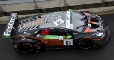<予約 2021/4月発売予定> Spark 1/18 Lamborghini Hurac?n GT3 Evo No.63 Orange 1 FFF Racing Team 24H Spa 2020