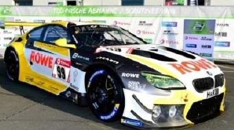 <予約 2021/2月発売予定> Spark 1/18 BMW M6 GT3 No.99 ROWE RACING Winner 24H N?rburgring 2020
