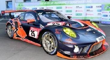 <予約 2021/2月発売予定> Spark 1/18 Porsche 911 GT3 R No.25 Huber Motorsport Winner Pro-AM class 24H Nurburgring 2020