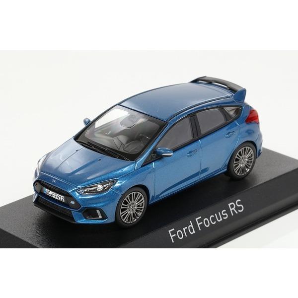 【ノレブ】 1/43 フォード フォーカス RS 2016 (ブルーメタリック)