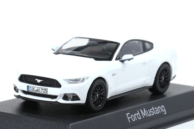 NOREV 1/43 Ford Mustang 2015 White