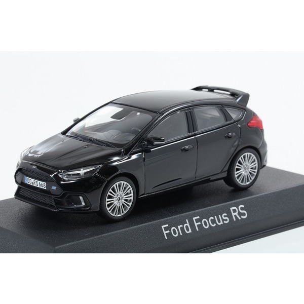 【NOREV】 1/43 フォード Focus RS 2016 Black